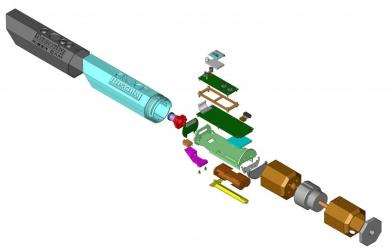 Roscoby Exploded CAD model